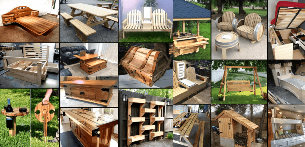Woodworking Projects - Teds Woodworking Review